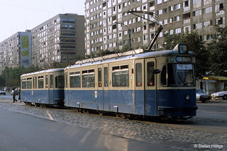 Bukarest M-Wagen ex München 2620+3505, 06.08.1998