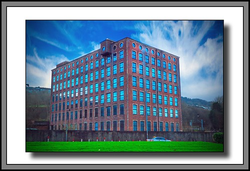 Old Gourock Ropework Building, Port Glasgow