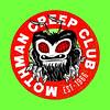 Mothman creep club https://society6.com/gimetzco/collection/fan-clubs (Gimetzco) Tags: mothman