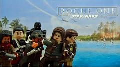 Custom Lego Star Wars: Rogue One Minifigures (Will HR) Tags: