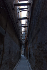 Sketchy Alley (Zlatko Unger) Tags: fez fes morocco fès medina tour el bali feselbali