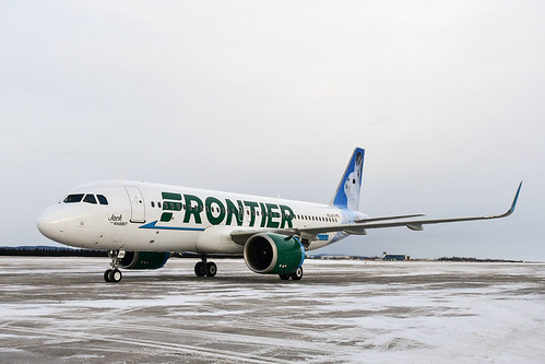 Frontiere Airlines