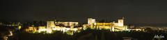 Alhambra nocturna (Antonio Tomás Pineda) Tags: sierranevada granada alhambra andalucía
