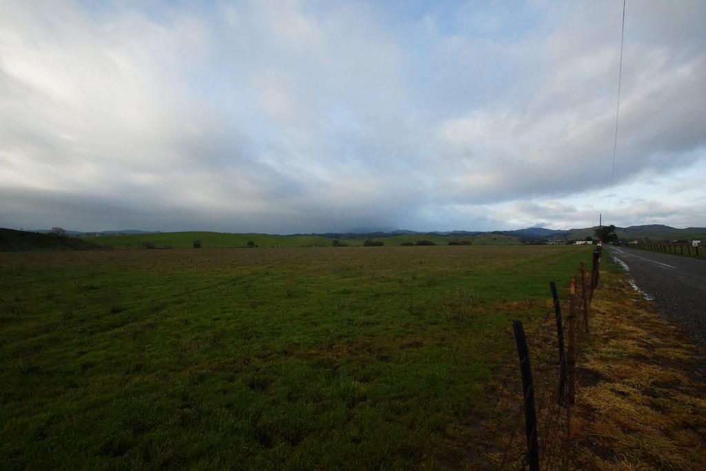 2017-02-02 Mount Diablo hiding in Clouds [#1]