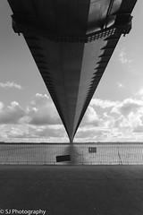 Hessle Foreshore-3280 (S.J.Photography) Tags: hull lackandwhite blackandwhite humberbridge ourcity monochrome sjphotography urban