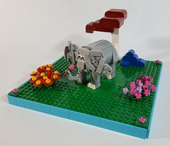 Horton Hears a Who (PurpleSprout458) Tags: lego moc drseuss