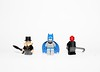 Gotham By Night (Kaiju Dan) Tags: bateman redhood penguin legobatman gotham dccomics superheroes