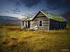Lonely house (mrbillt6) Tags: abandoned house rural prairie plains countryside grass north dakota outdoors