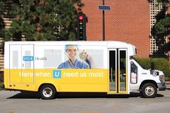 UCLA Health Shuttle (So Cal Metro) Tags: la losangeles ford eseries econoline uclahealth ucla shuttle medicalcenter westwood hospital minibus bus cutaway