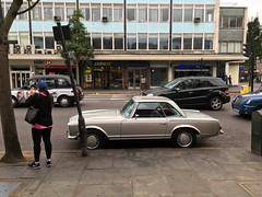 1970 Mercedes Benz 280SL Manual Gearbox (mangopulp2008) Tags: 1970 mercedes benz 280sl manual gearbox