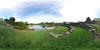 grapestomppondPanorama (johnfpalm2) Tags: st josefs winery grape stomp pond amphitheater