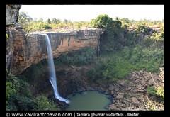 Tamra Ghoomar Waterfalls (Kavikant Chavan) Tags: nikon sigma1750mm bastar jagdalpur tamra ghoomar falls chitrakote chitracoot
