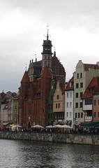 Brama Świętego Ducha (qatsi) Tags: gdansk danzig poland tower river