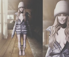 I've been smiling like this for days (Blog   Beautiful Mistake) Tags: fashion secondlife sl woman women catwa theskinnery opale spirit paper arrow empire seasons story collabor88