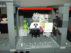 DSCF2252 (Nilbog Bricks) Tags: star wars lego moc minifigures stormtrooper base barracks
