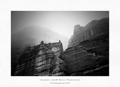 mist giants - study #8 (Teo Kefalopoulos - Art Photography) Tags: meteora