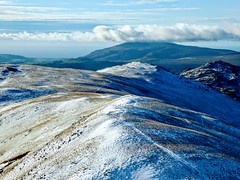 BLACK COMBE, LAKE DISTRICT (pajacksonartist) Tags: black combe lake district national park lakedistrict lakeland lakedistrictbid landscape summit mountain hill mountains hills fells snow stunning beautiful sky clouds view cumbria england