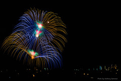 St Joseph Fireworks Factory. Ghaxaq. (Tony Sammut) Tags: longexposure nightphotography feast canon flickr fireworks manualfocus pyrotechnics finegold canonef24105mmf4lisusm beautifulcapture canoneos550d blinkagain