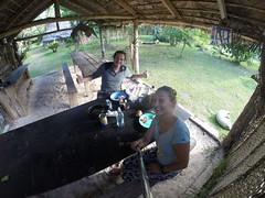 Photo de 14h - Au camping chez Didas (Île des Pins, Nouvelle-Calédonie) - 03.06.2014