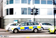 Ford Focus Estate Glasgow 2015 (seifracing) Tags: rescue cars scotland europe cops traffic britain glasgow transport scottish police voiture vehicles nhs bmw british trucks van emergency bomberos spotting recovery strathclyde brigade ecosse 2015 seifracing