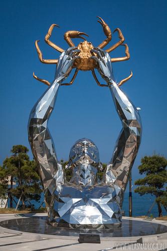 Kolejny ciekawy posąg