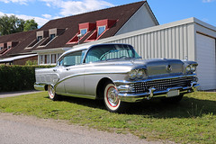 1958 Buick Limited (crusaderstgeorge) Tags: cars beautiful buick sweden gävle 1958 sverige classiccars americancars americanclassiccars buicklimited 1958buicklimited