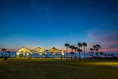 _MG_3529 () Tags: ocean morning light sun moon lake ferry clouds sunrise canon photography dawn pier waves taiwan rays dslr      gravel   crepuscular         formosan     star   trails park sky