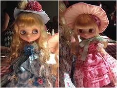 Anniversary doll at Blythecon Europe Paris (nkawai) Tags: paris japan europe doll little anniversary dream blythe neo limited edition takara dauphine tomy georgette 2015 middie duches blythecon bceu bceu2015