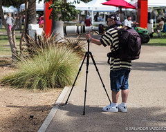 Using a 600mm for shooting flowers at the Thai Festival at Echo Park (waterman1) Tags: park leica 50mm losangeles echo dtla leicam 50mmsummilux leica50mmsummilux type240