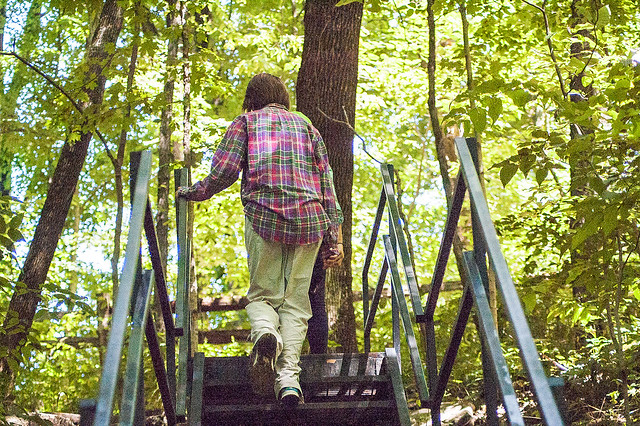 Kryway Family Ecotour - Leonard Springs Nature Park - August 7, 2015