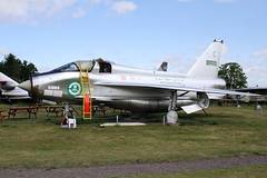 55-713 English Electric Lightning T55 RSAF (ZF598) (Weeman Photography) Tags: english electric plane aircraft air lightning midland rsaf t55 55713 zf598 midlandsairmusuem