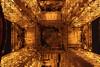 Tour Eiffel (Toni Kaarttinen) Tags: moon paris france tower metal night lights evening frankreich eiffeltower frança landmark eiffel toureiffel frankrijk párizs francia iledefrance parijs parisian parís フランス parigi frankrike 法國 paryż 巴黎 パリ francja ranska pariisi צרפת franciaország париж francio parizo франция franţa