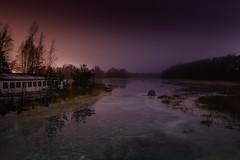 Madesalmi (Jyrki Salmi) Tags: jyrki salmi nikon d600 nikkor 2880mm kotka finland night winter ice