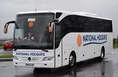 NH15LDH  National Holidays (highlandreiver) Tags: nh15ldh nh15 ldh national holidays coaches mercedes benz tourismo bus coach gretna green scotland scottish