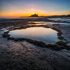 Bamburgh Heart. (Squareburn) Tags: bamburgh castle bamburghcastle bamburghbeach square sunrise dawn northumberland
