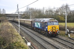 57301 (8A.Rail) Tags: 1z27 57301 daresbury drs northernbelle