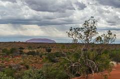 Uluru, Lasseter Highway, Northern Territory, Australia (Strabanephotos) Tags: uluru lasseter highway northern territory australia ayres rock