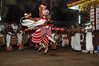 Baali Sugriva Vellatam Theyyam _ Dancing in the Dark (Anoop Negi) Tags: bali valli vali baali sugriv sugriva theyyam vellatam god dance folk art kerala kannur red mid air dancing drums dark nigh ramayana fable epic story white flowing hair anoop negi ezee123 photo photography body painting bodypaint bpdypainting paint jumping twirling swirling vaali