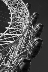 London Eye / detail