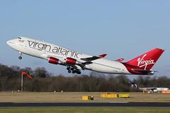 G-VBIG VIRGIN ATLANTIC AIRWAYS BOEING 747-4Q8 (Roger Lockwood) Tags: gvbig virginatlanticairways boeing747 manchesterairport egcc man