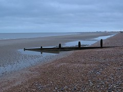 6881 What will you be when you are groyne up? (Andy - Busyyyyyyyyy) Tags: 20170111 bbb beach ggg groynes kent romneysands sea water