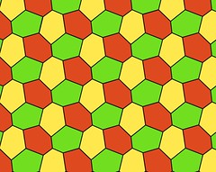 Hexagonal tiling (jbuddenh) Tags: hexagons tiling hexagonaltiling