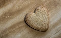 Hidden Love (Mandy Willard) Tags: cisforcamouflaged 2017weeklyalphabetchallenge biscuit heart wood