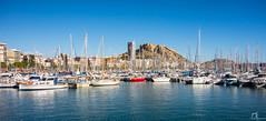 Alacant/Alicante (Alejandro González i Mas) Tags: alicante alacant arquitectura architecture puerto port sea mediterráneo light marina