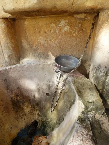 Uzuncaburc water fountain