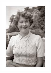 Portrait 001-03 (Steve Given) Tags: portrait family vintage lady woman