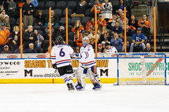 "Missouri Mavericks vs. Allen Americans, March 3, 2017, Silverstein Eye Centers Arena, Independence, Missouri.  Photo: John Howe / Howe Creative Photography • <a style=""font-size:0.8em;"" href=""http://www.flickr.com/photos/134016632@N02/32430581654/"" target=""_blank"">View on Flickr</a>"