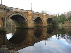 Yarm viaduct (Martellotower) Tags: yarm north yorkshire tees spanning landscape architecture