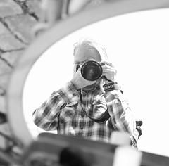 Selfie (sandklef) Tags: nikon 7100 sweden gothenburg sverige fleamarket majorna loppmarknad nikond7100