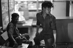 Refurbish me ! (N A Y E E M) Tags: street night availablelight father son neighbours yesterday bangladesh siraj chittagong shopkeepers shabbir rabiarahmanlane
